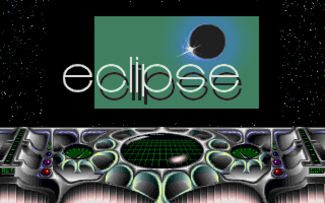 Eclipse 3D Demo [Falcon030]